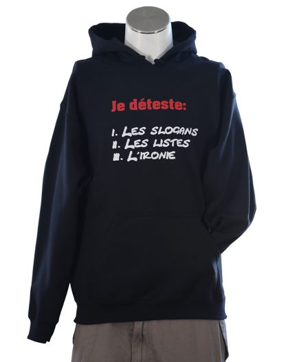 Sweat je deteste