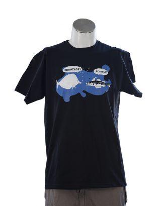 t-shirt garde poissons